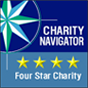 4 Stars Awarded by Charity Navigator